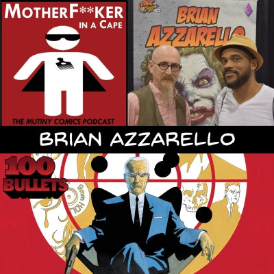 Brian Azzarello: Straight Shots