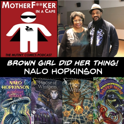 Nalo Hopkinson - Brown Girl Did Her Thing!