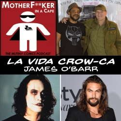James O'Barr - La Vida Crow(ca)